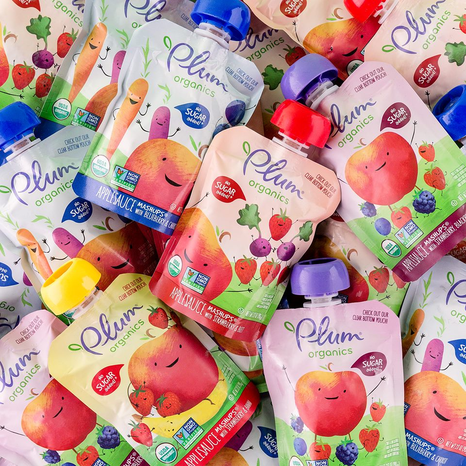 Plum Organics Wholesale: Drop Shipping Opportunities