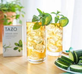 Dropship with a Tazo Tea Wholesale Distributor on Amazon