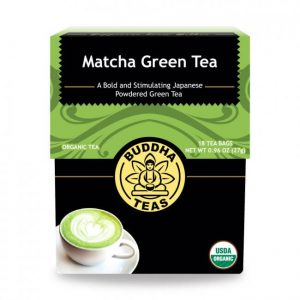Buddha Tea Organic Matcha Tea