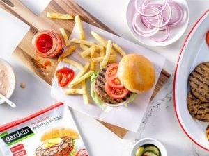 Gardein Meatless Vegan Burger