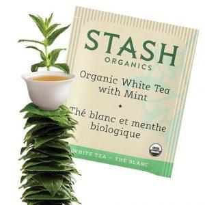 Organic White Tea Stash