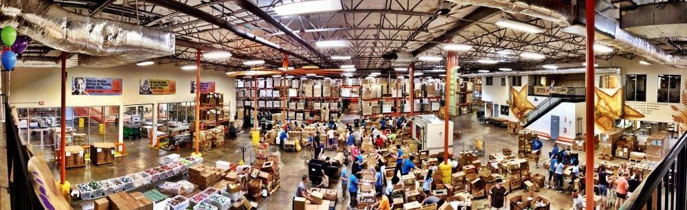 Warehouse Jobs Dallas TX