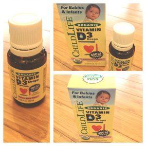 ChildLife Organic Vitamin D3