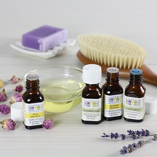 Organic Essential Oils: Wholesale: Aura Cacia's Love Potion