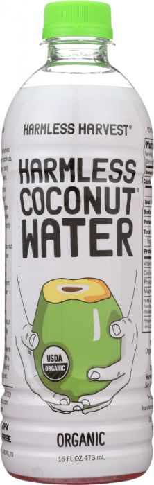 HARMLESS HARVEST: Organic Raw Coconut Water