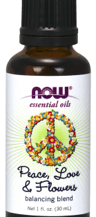 NOW Essential oil floral blend.