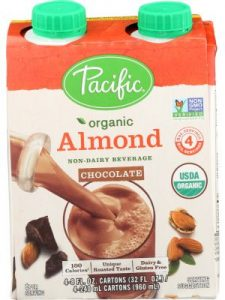 PACIFIC FOODS Non-Dairy Almond Chocolate Beverage