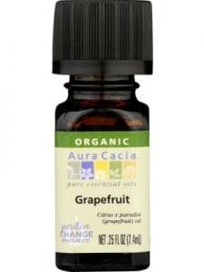 Aura Cacia Organic Eucalyptus Essential Oil
