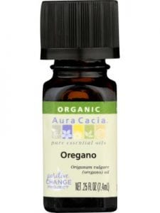 AURA CACIA Organic Oregano Essential Oil