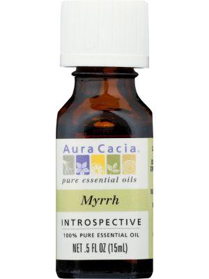 AURA CACIA Pure Essential Oil Myrrh