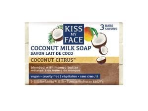 Coconut Milk Soap With Mango Butter