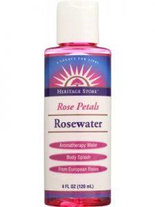 HERITAGE Rose Water