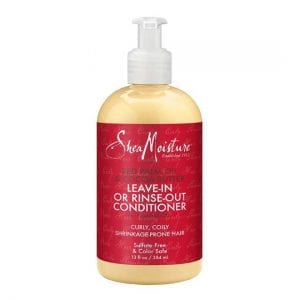 RED PALM OIL AND COCOA BUTTER RINSE OUT OR LEAVE IN CONDITIONER