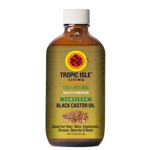 Tropic Isle Living Jamaican Black Castor Oil For Hair