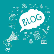 Blog icon.