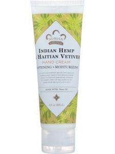 Indian Hemp Haitian Velviter Hand Cream