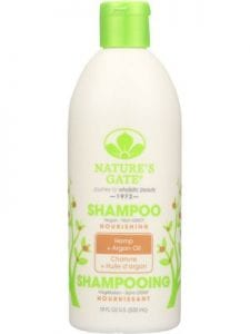 Nature's Gate Hemp Shampoo
