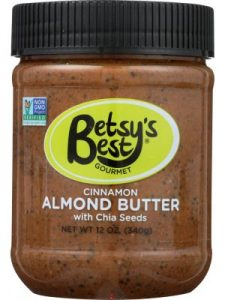 BESTYS BEST Butter Almond Gourmet