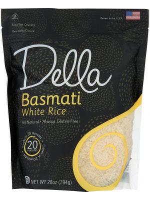 DELLA GOURMET Basmati White Rice