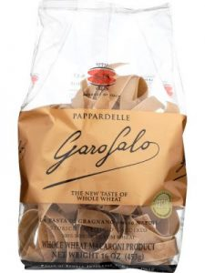 GAROFALO Pappardelle Pasta Whole Wheat