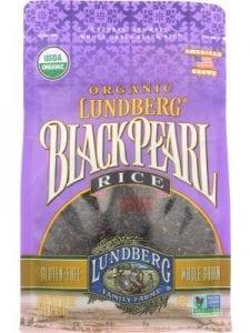 LUNDBERG Organic Black Pearl Rice