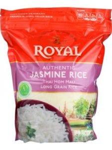 ROYAL Jasmine Rice Thai Hom Mali