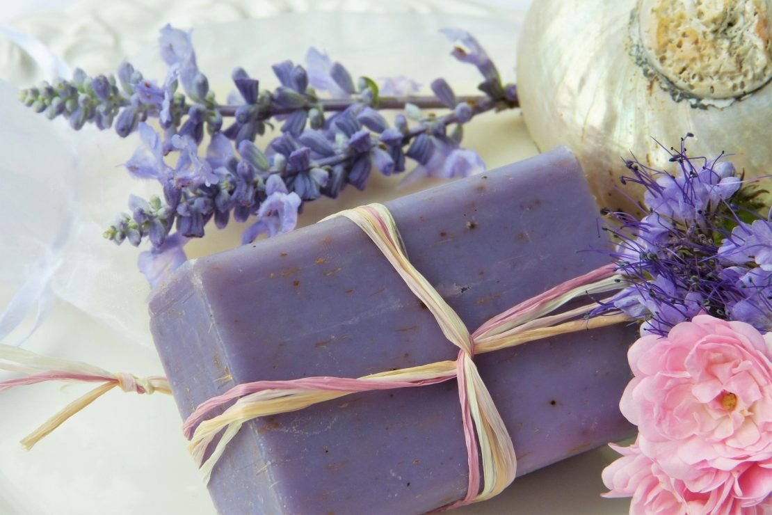 Premium wholesale soap products use natural ingredients