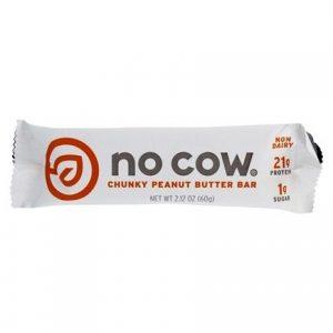 Non-dairy protein bar