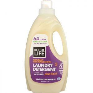 BETTER LIFE Detergent Laundry Lavender Grapefruit