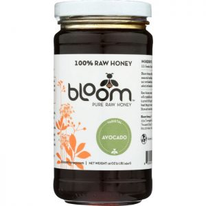 BLOOM HONEY Raw Avocado Honey