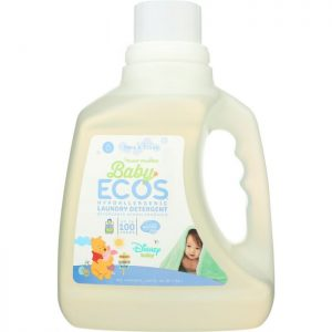 EARTH FRIENDLY Free & Clear Disney Baby Laundry Detergent