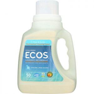 EARTH FRIENDLY Free and Clear Laundry Detergent