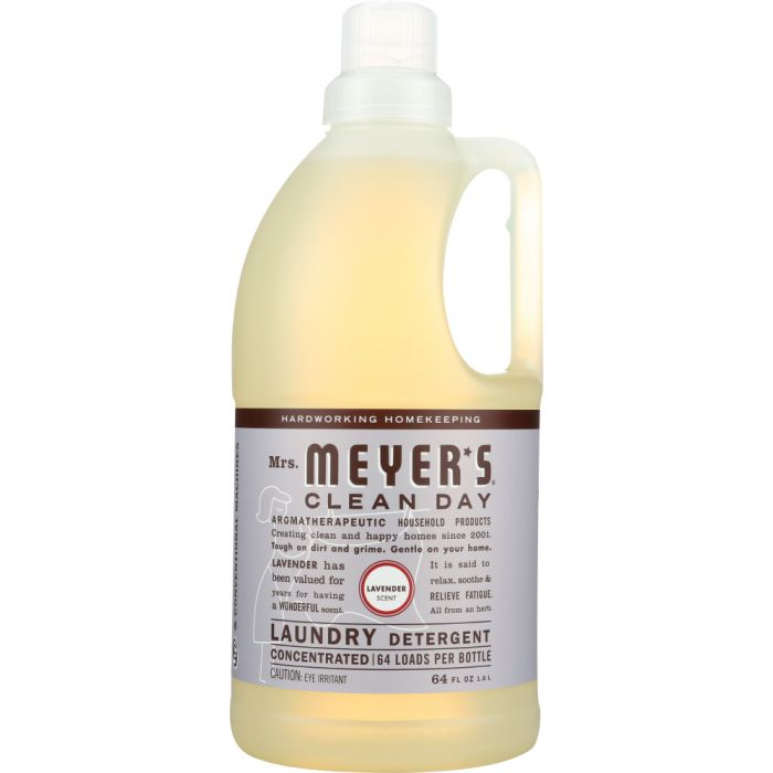 MRS MEYERS CLEAN DAY Laundry Detergent Lavender Scent