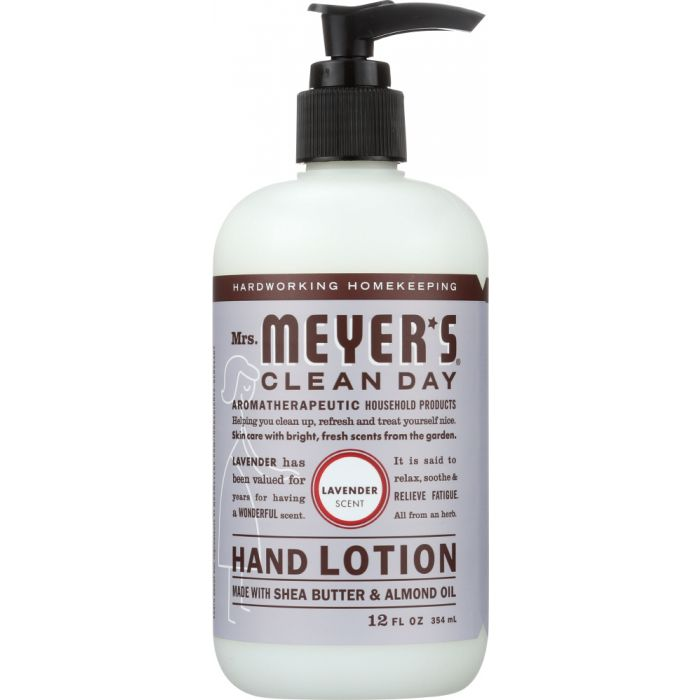 MRS MEYERS CLEAN DAY Lotion Hand Lavender