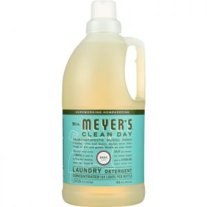 MRS. MEYER'S Clean Day Laundry Detergent Basil Scent