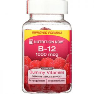 NUTRITION NOW Vitamin B12 Raspberry