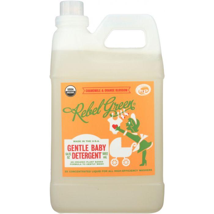 REBEL GREEN Gentle Baby Detergent