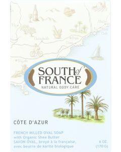 SOUTH-OF-FRANCE Soap Bar Cote D Azur