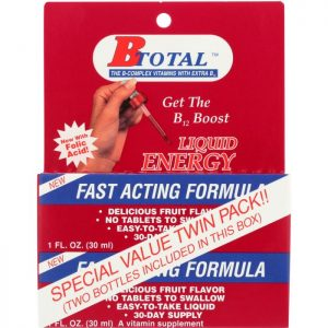SUBLINGUAL B-Total Twin Pack