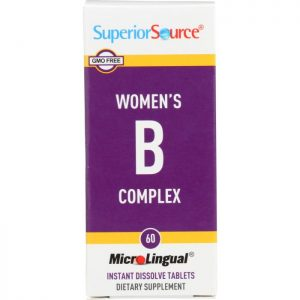 SUPERIOR SOURCE Women's B Complex