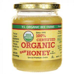 Y.S. ORGANIC Organic Honey