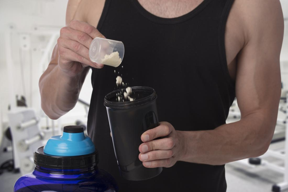 Wholesale protein powder for a workout