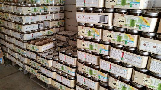 Natural Food distributor - Warehouse