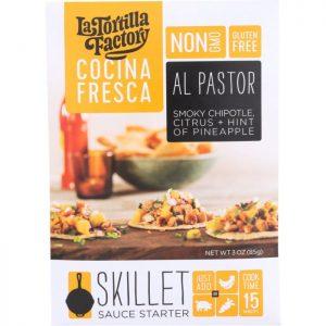 LA TORTILLA FACTORY Cooking Sauce Al Pastor