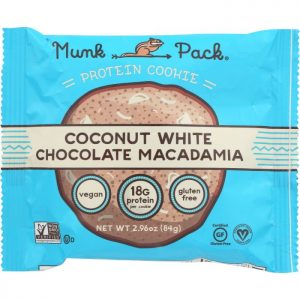 MUNK PACK Cookie Protein Coconut White Chocolate