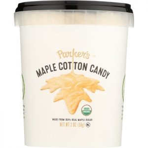 PARKERS REAL MAPLE Cotton Candy Organic