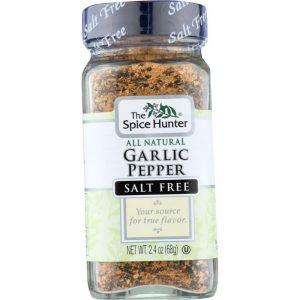 THE SPICE HUNTER Garlic Pepper Blend