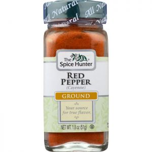 THE SPICE HUNTER Ground Cayenne Red Pepper