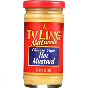 TY LING Naturals Chinese Style Hot Mustard