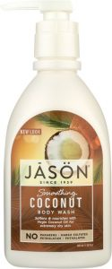 Coconut body oil in lotion form is an excellent skin moisturizer